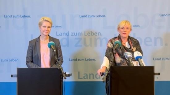 Pressestatement Koalitionsverhandlung 20.10.2021